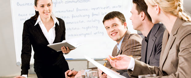 Study Business English in the UK